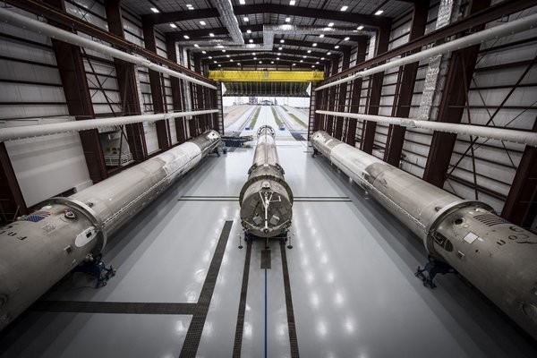 It's official, SES will be first company to launch on a used SpaceX rocket