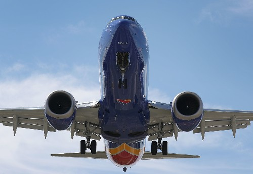 Boeing set to take $4.9 billion Q2 charge on 737 MAX grounding