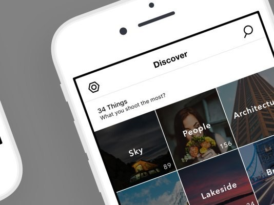 Album+ organizes photos with AI that runs on your phone, not in the cloud