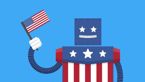 Can robots help the U.S. get its economic mojo back?