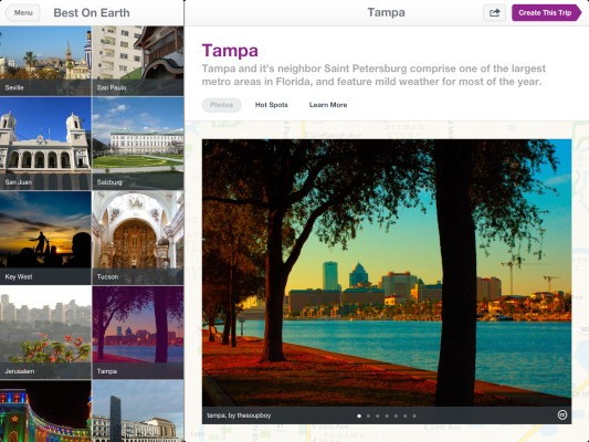 Social Trip Planning App Tripshare Converts Travel Inspiration To Bookings