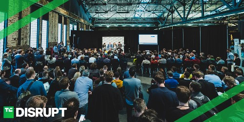 Summer flash sale ends tonight: 2-for-1 Disrupt Berlin 2019 passes