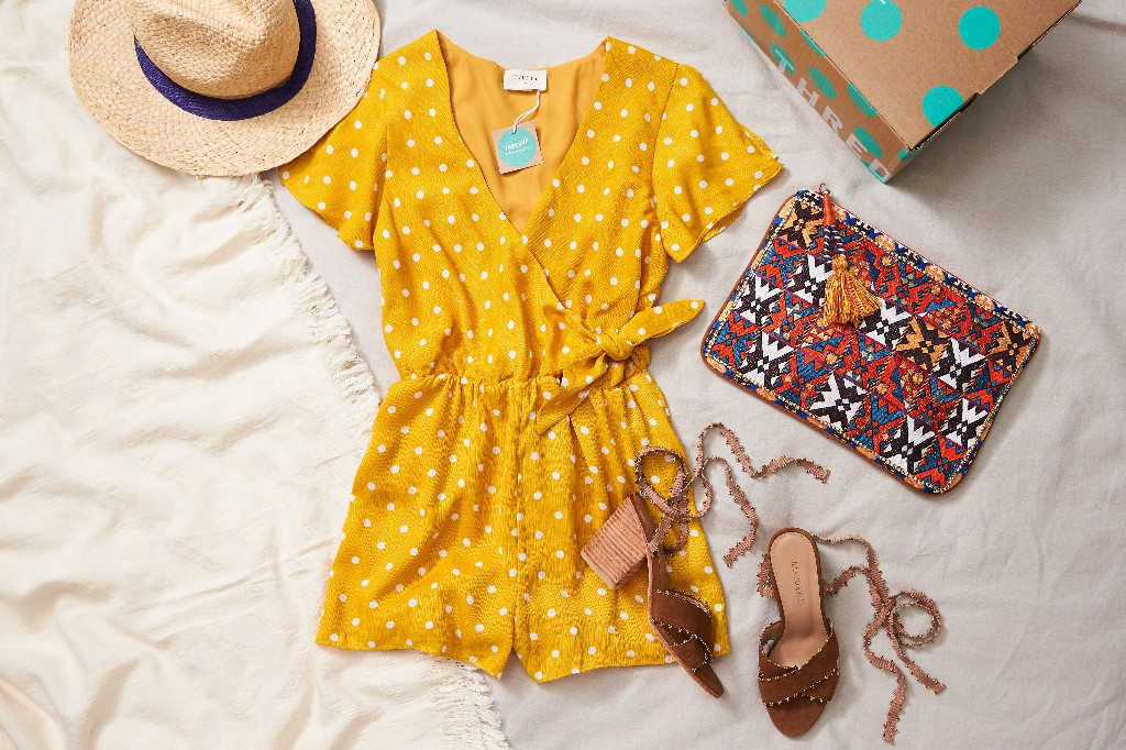 Walmart partners with fashion consignment marketplace thredUP