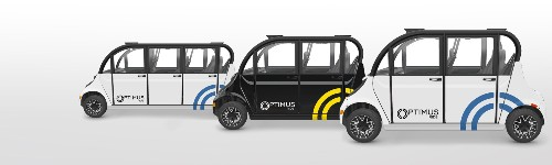 Optimus Ride brings self-driving cars to private communities in NY and CA