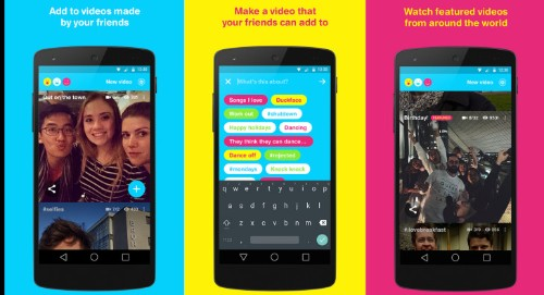 Facebook's Newest App Riff Lets Friends Add Clips To Collaborative Videos