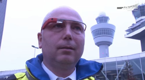 Google Glass Is Being Trialled At European Airport