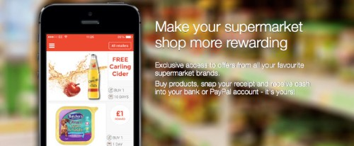 London Startup CheckoutSmart, A Grocery Cashback App Similar To Groupon's Snap, Scores £1.5M Funding