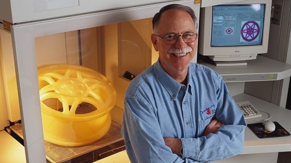 The Father Of 3D Printing Is Being Inducted Into The National Inventors Hall Of Fame