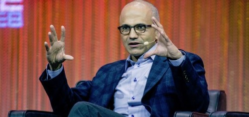 As The Microsoft CEO Race Tightens, The Company's Satya Nadella Sits In The Spotlight