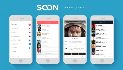 A New App Called Soon Organizes Your Everyday Bucket List