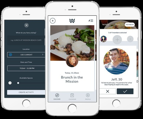 Wiith Is Like Tinder For Meeting New Friends, Not Dates