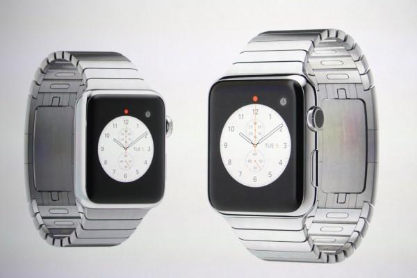 Meet The Apple Watch – TechCrunch