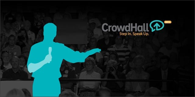 CrowdHall Raises $700K To Create Drop Dead Simple Town Halls And Q&As