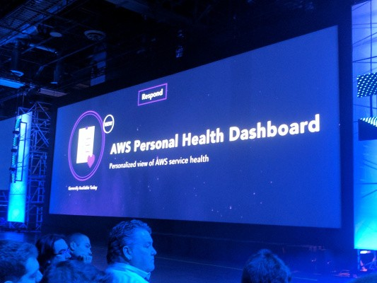 AWS Personal Health Dashboard helps developers monitor the state of their cloud apps