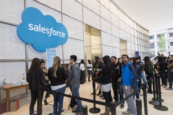 Salesforce updates Sales Cloud ahead of Dreamforce with increased automation