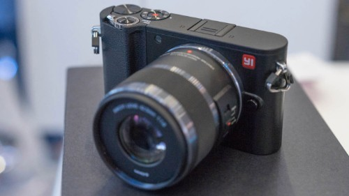 Yi's camera brings some underdog to the Micro Four Thirds market