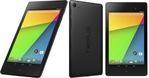 Google Unveils The New Nexus 7 Android Tablet, An iPad Mini Rival With A Super Screen Available July 30