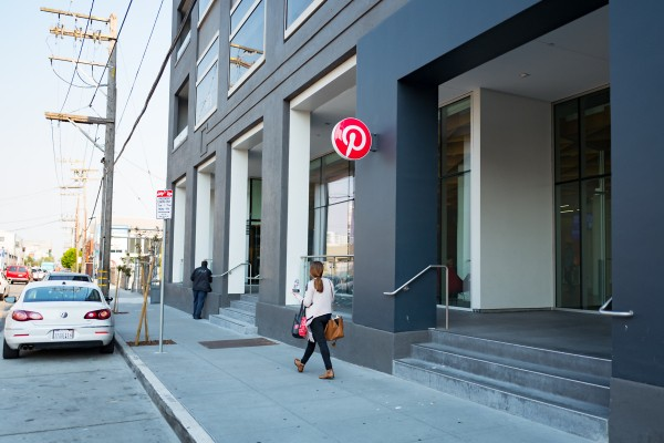 Pinterest employees are walking out today in light of discrimination allegations
