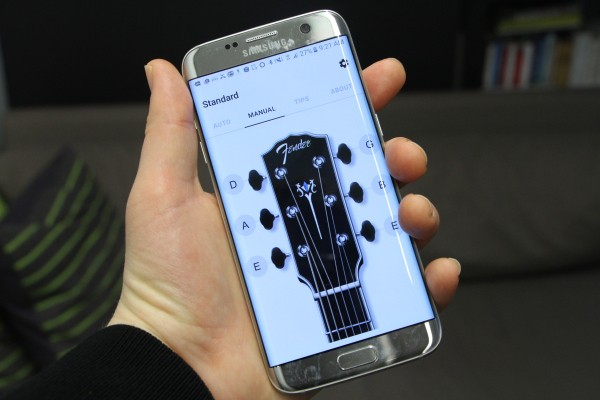 Fender's guitar-tuning app arrives on Android