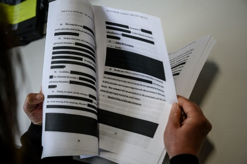 Congress readies for Mueller report to be delivered on CDs