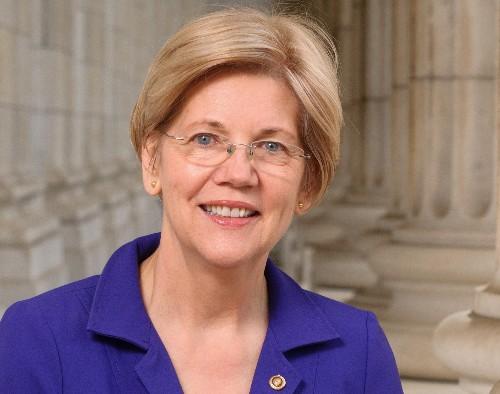 Elizabeth Warren takes on the 'so-called gig economy' in speech