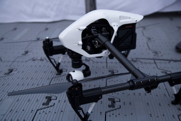 DJI Introduces The $2,800 Inspire 1 Transforming Drone
