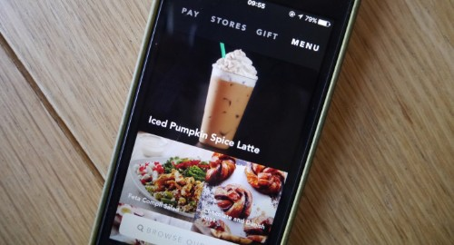 Starbucks' Mobile Pre-Ordering Goes International With London Launch