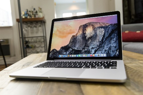 2015 13-inch MacBook Pro With Retina Display Review