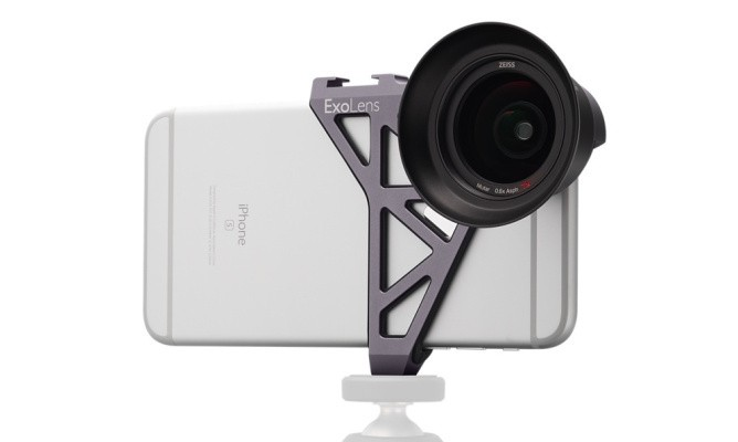 Review: ExoLens' Zeiss iPhone lenses turns your phone into a full-fledged camera