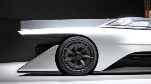 Faraday Future says it is also making an autonomous car