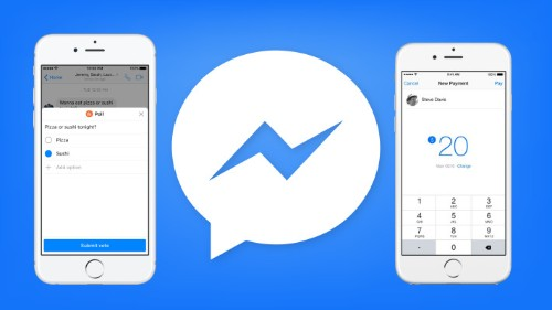 Facebook Messenger adds group chat Polls and AI payment suggestions
