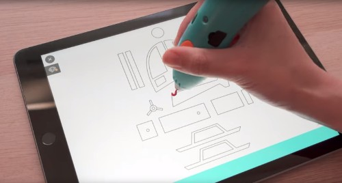 3Doodler wants you to draw directly onto your iPhone with its new app