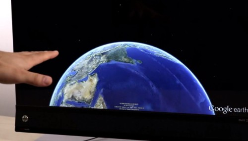 You've Got The Whole World In Your Hands As Leap Motion Gains Google Earth Support