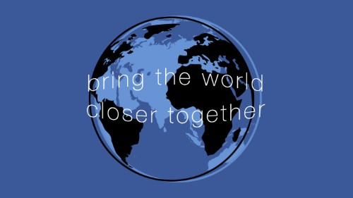 Facebook changes mission statement to 'bring the world closer together'