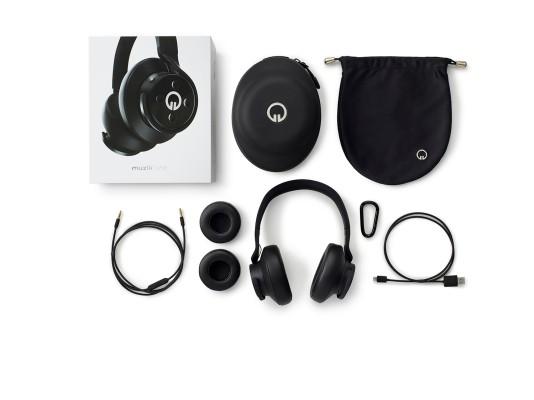 Muzik's new headphones sport Spotify integration and a bunch of celebrity endorsements