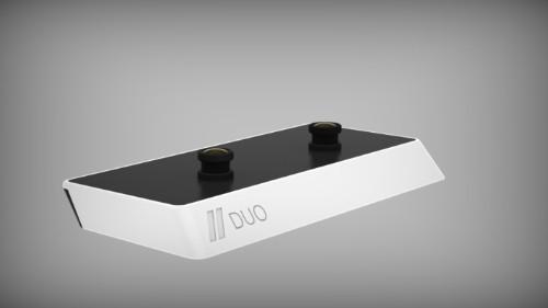 Duo Is A DIY 3D Motion Sensing Controller