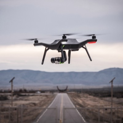 Drones + X