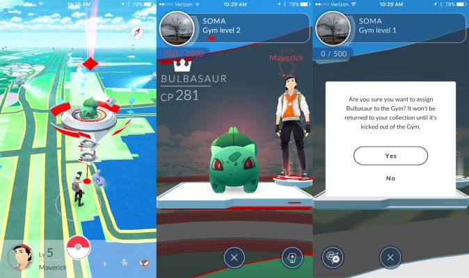 Pokémon Go is launching on iOS and Android today