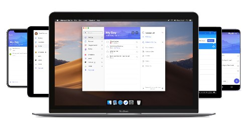 Microsoft brings its To-Do app to Mac