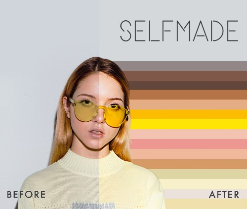 SelfMade helps you post better photos online