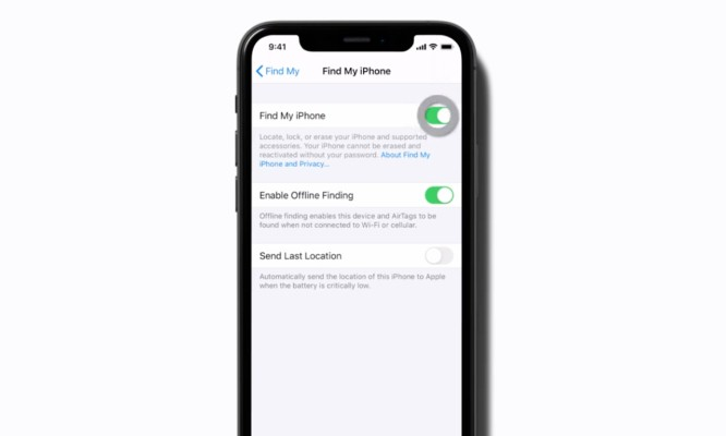 Apple accidentally confirms the existence of an unreleased product, AirTags – TechCrunch