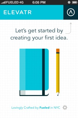 Elevatr Is A Mobile-First Tool For Startup Business Plan Creation