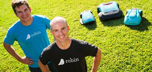 Robin goes all in on robotic lawn care and focuses on franchising
