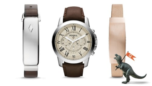Fossil Unveils Android Wear Smartwatch And Other Smart Stuff – TechCrunch