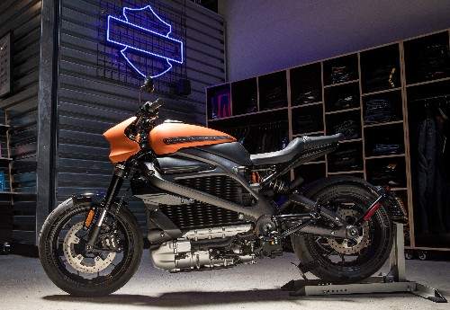 Harley pulls plug on LiveWire production shortly after EV debut