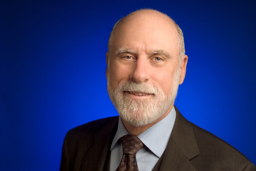 Google's Vint Cerf voices support for common criteria for political ad targeting