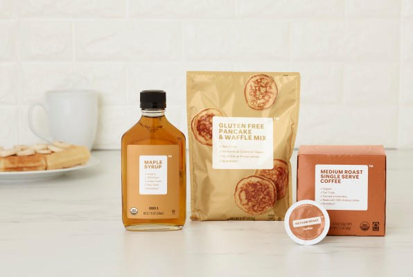 With $50 million in funding, Brandless sells everyday essentials for $3 each