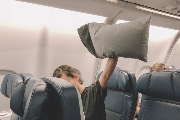 Casper launches a $35 nap pillow for sleeping on-the-go