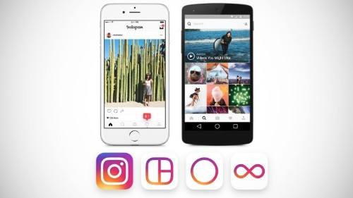 Instagram's big redesign goes live with a colorful new icon, black-and-white app and more