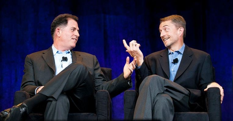 Unpacking how Dell's debt load and VMware stake could come together